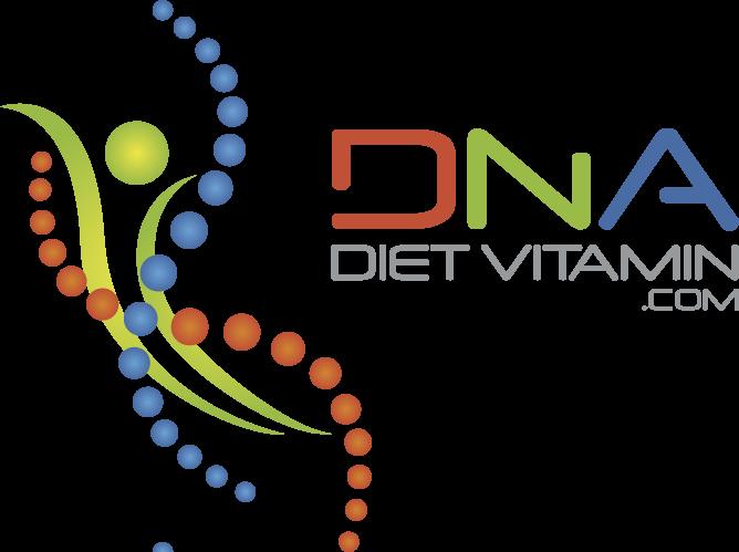 DNA Diet Vitamin Logo Design Redcliffe Web
