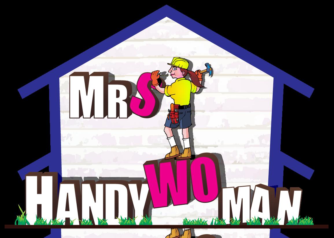 Home Design App Names Mrs Handywoman Logo Design Redcliffe Web Design