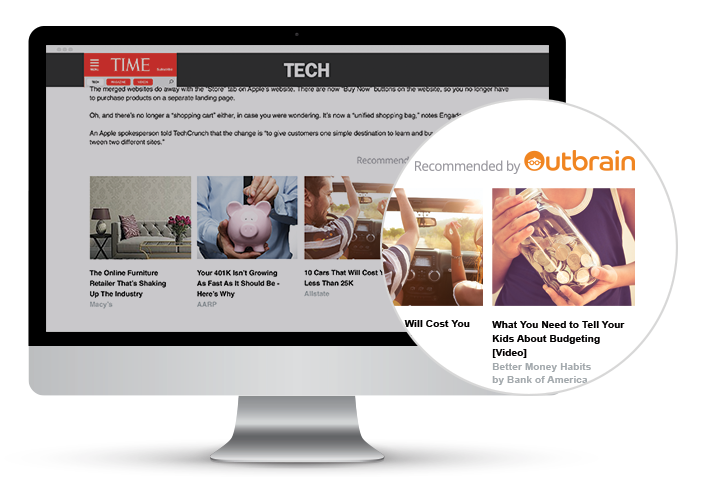 Outbrain Campaigns as part of your digital marketing Brisbane