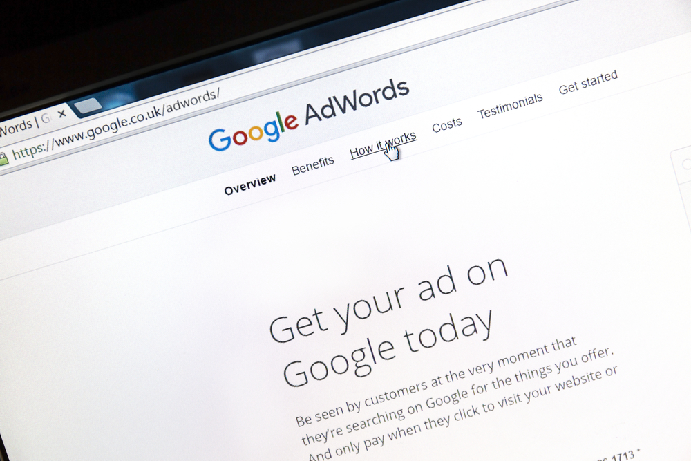 Google AdWords as part of your digital marketing Brisbane